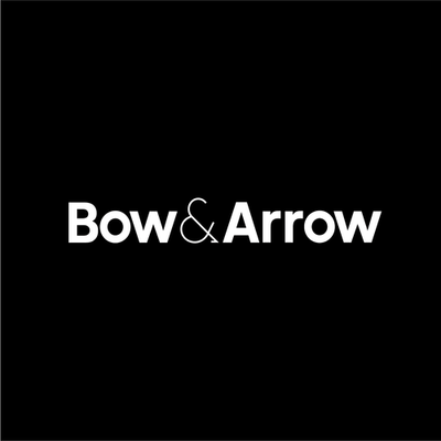 Bow&Arrow logo, Inama Coaching client, testimonials page
