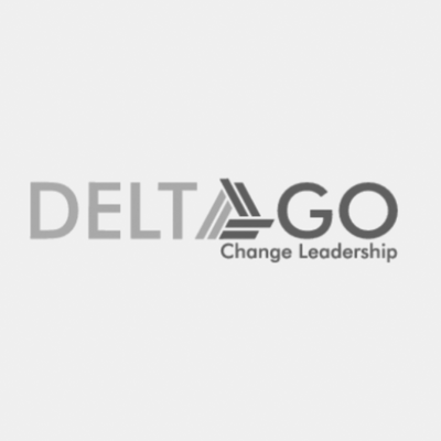 Delta Go logo, Inama Coaching client, testimonials page
