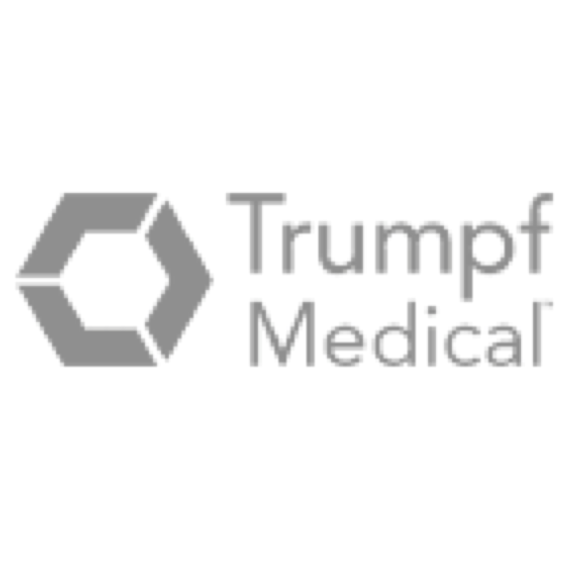 Trumpf Medical logo, Inama Coaching clients page