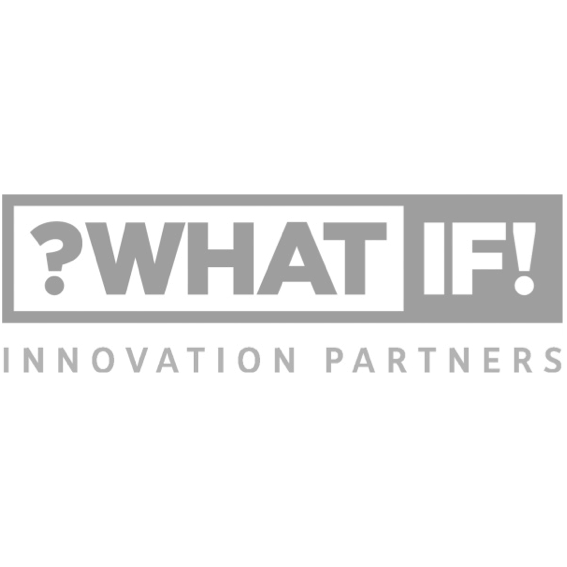 ?What If! Innovation Partners logo, Inama Coaching clients page
